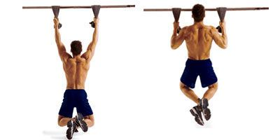 forearm workout towel pull up