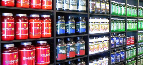 supplements fitness health exercise