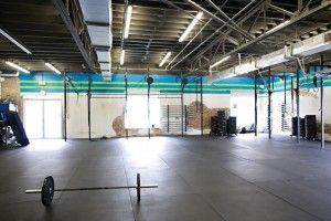 Poncey Highlands Gym