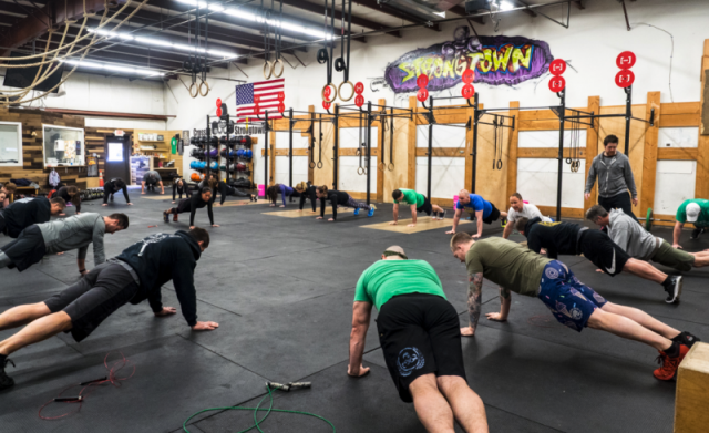 CrossFit Strongtown Southbury, CT Review